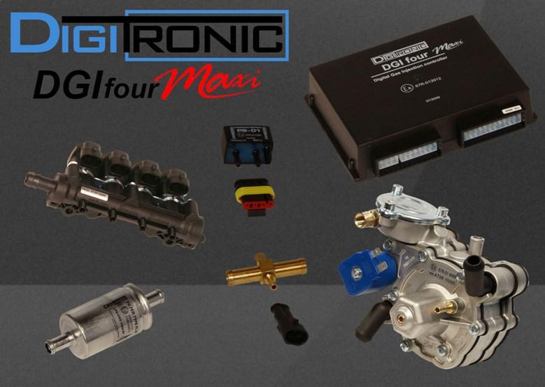 Гбо 4 поколения digitronic